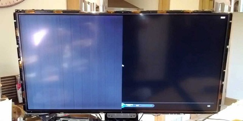 TV/Led_Has_Horizontal_Lines_On_Start-Up