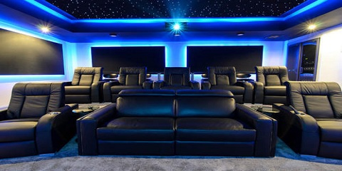 Home Theater False Ceiling Service